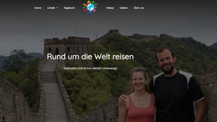 Reiseblog Weltreise